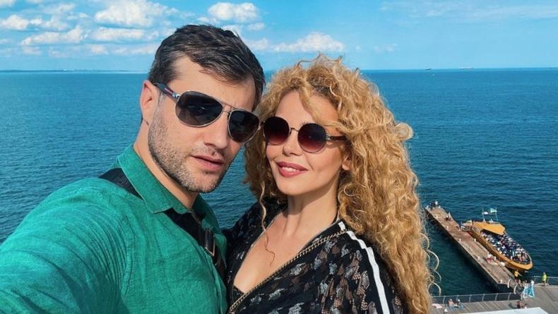 Алина Гросу поведала о заработках своего бойфренда из РФ в Украине