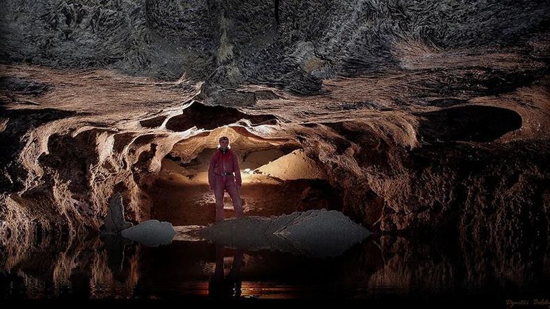 Оптимистическая пещера под Тернополем: Как и почем ее исследовать