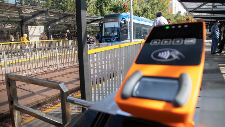 В Киеве снова заработает скоростной трамвай