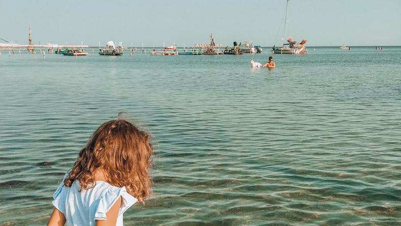 Отдых в Скадовске: Чем привлекательны море и инфраструктура курорта