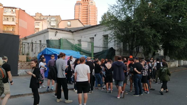 Особняк Барбана в Киеве снесен: Кличко и Ткаченко обвиняют друг друга