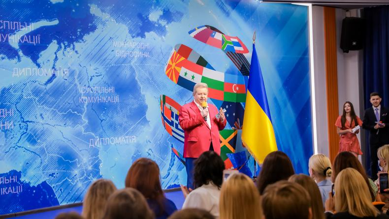 """Михаил Поплавский: """"В каждом - я вижу большое будущее Украины"""""""