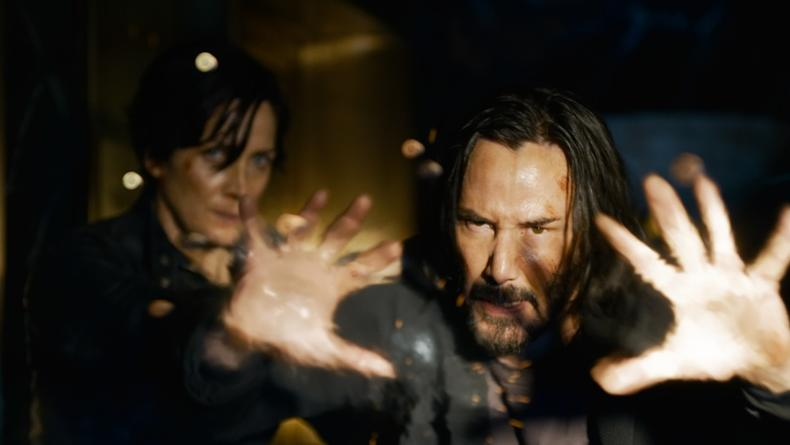 """Новая """"Матрица"""": Раскрыта тайна воскрешения Нео и Тринити"""