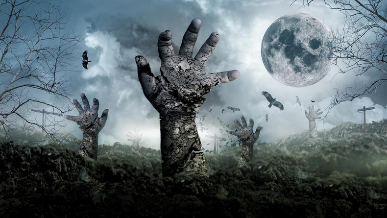Хэллоуин в Украине – когда отмечаем страшную дату