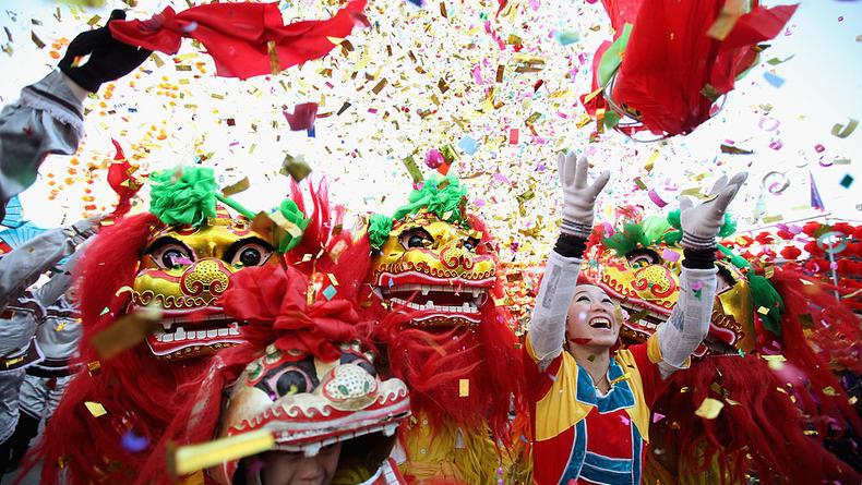 Китайский Новый год - дата, выходные, традиции и приметы