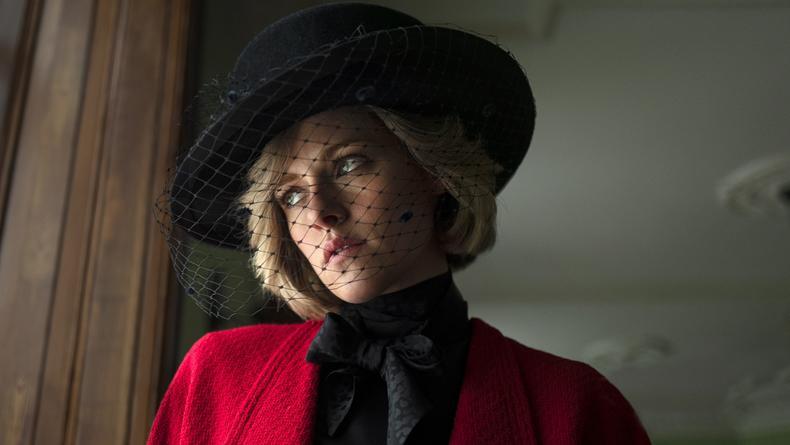 Кристен Стюарт предстала в роли принцессы Дианы в трейлере нового кино