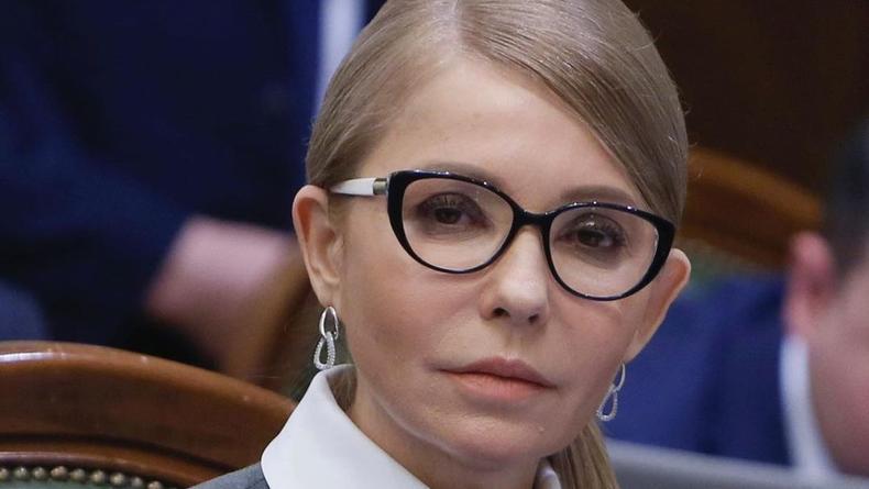 Юлия Тимошенко выставила фото с дочкой и внучкой