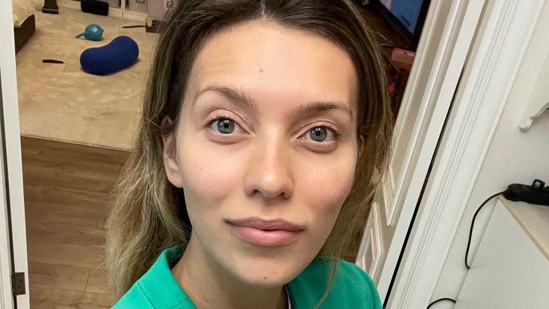 Регина Тодоренко снимается в российском сериале